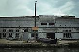 alte Konservenfabrik, Sulina, Rumänien, 2015 / old cannery, Sulina, Romania, 2015