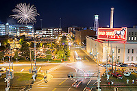 Independence Day in Durham, N.C. on Friday, July 4, 2014. (Justin Cook)