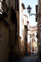 Via dello Sprone, in the Altrarno district, Florence