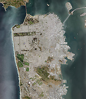 San Francisco Aerial Maps