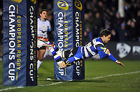Bath v Montpellier