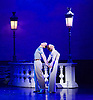 Matthew Bourne's <br /> The Red Shoes <br /> at Sadler's Wells, London, Great Britain <br /> press photocall <br /> 9th December 2016 <br /> <br /> Monte Carlo duets :<br /> <br /> Cordelia Braithwaite as Vicky and Dominic North as Julian <br /> <br /> <br /> <br /> Photograph by Elliott Franks <br /> Image licensed to Elliott Franks Photography Services