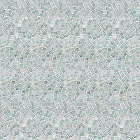 Name: Fishscales 1.5 cm<br /> Style: Classic<br /> Product Number: NRFFSCSMALL1.5<br /> Description: 24&quot;x 24&quot; Fishscales in 1.5 cm Ming Green (p)