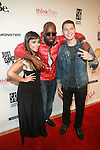 Jarina DeMarco, Wyclef Jean and Cris Cab -Arrivals - Boy Meets Girl Forever Young Fashion Show Held at Style 360, NY  9/12/12