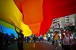 GAY PRIDE MARCH / MARCHA DEL ORGULLO GAY<br /> Photography by Aaron Sosa<br /> Caracas - Venezuela 2009<br /> (Copyright &copy; Aaron Sosa