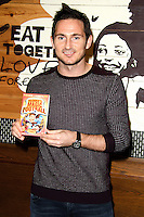 OCT 31 Frank Lampard Book Signing