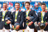 06-FRA RIDERS: (EVENTING) 2016 RIO Olympic Games