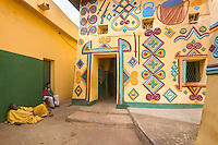 Royal palace of the Emir of Zaria
