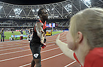 22/07/2016 - Anniversary Games - Olympic stadium - Queen Elizabeth Olympic park - London - UK