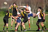 AI120485 Dunedin-Rugby, John McGlashan College 1st XV VS Mount Aspiring College 1st XV 26 July 2014