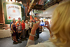 Aug. 30, 2012; Alumni Association Gathering, Old Jameson Distillery...Photo by Matt Cashore/University of Notre Dame