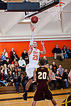 Kalamazoo College Men's Basketball vs Calvin - 2.4.12