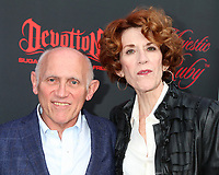 LOS ANGELES - APR 26:  Armin Shimerman, Kitty Swink at the NATAS Daytime Emmy Nominees Reception at the Hollywood Museum on April 26, 2017 in Los Angeles, CA
