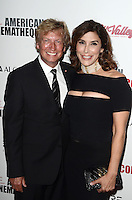 BEVERLY HILLS, CA - OCTOBER 14: Nigel Lythgoe and Jo Champa at the 30th Annual American Cinematheque Awards Gala at The Beverly Hilton Hotel on October 14, 2016 in Beverly Hills, California. Credit: David Edwards/MediaPunch