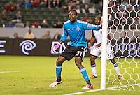 CARSON, CA - October 20, 2012: Chivas USA vs Colorado Rapids match at the Home Depot Center in Carson, California. Final score, Chivas USA 0, Colorado Rapids 2.