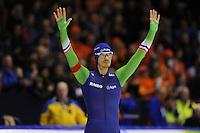 SCHAATSEN: HEERENVEEN: IJsstadion Thialf, 07-02-15, World Cup, 500m Men Division A, Hein Otterspeer (NED), ©foto Martin de Jong