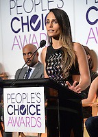 LOS ANGELES, CA. November 15, 2016: Actress Jordana Brewster at the Nominations Announcement for the 2017 People's Choice Awards at the Paley Center for Media, Beverly Hills.<br /> Picture: Paul Smith/Featureflash/SilverHub 0208 004 5359/ 07711 972644 Editors@silverhubmedia.com