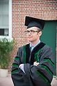 Luke Vierthaler. Commencement class of 2013.
