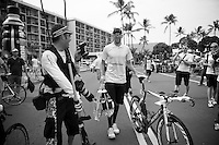 Ironman Hawaii 2011..last day before the race
