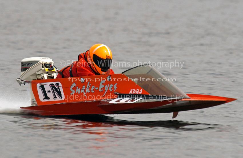 1-N     (Outboard Hydroplane)