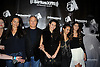 """Ian Schrager and family attends the SiriusXM Reopens Studio 54 for """"One Night Only"""" party on October 18, 2011 at Studio 54 in New York City."""