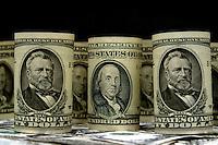 Dollari americani. American Dollars .