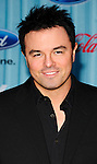 Seth McFarlane at the American Idol Top 12 Party at AREA on March 5, 2009 in Los Angeles, California...Photo by Chris Walter/Photofeatures.
