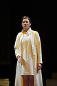 O'Sullivan stars in the Royal Shakespeare Company's production of THE RAPE OF LUCRECE, an adaptation of William Shakespeare's tragic poem by Elizabeth Freestone, Feargal Murray and Camille O'Sullivan. Picture shows: Camille O'Sullivan.