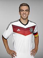 FUSSBALL   PORTRAIT TERMIN DEUTSCHE NATIONALMANNSCHAFT 24.05.2014 Philipp Lahm (Deutschland)