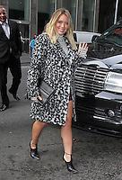 SEP 27 Hilary Duff seen at SiriusXM