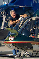Harrison Ford turns 70 & still pilots his aircrafts & helicopters - EXCLUSIVE PHOTOS