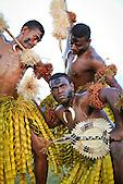 Danseurs de Fidji, troupe Kabu Ni Vanua