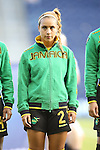 16 October 2014: Lauren Silver (JAM). The Jamaica Women's National Team played the Martinique Women's National Team at Sporting Park in Kansas City, Kansas in a 2014 CONCACAF Women's Championship Group B game, which serves as a qualifying tournament for the 2015 FIFA Women's World Cup in Canada. Jamaica won the game 6-0.