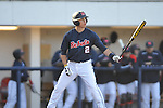 Ole Miss' Alex Yarbrough (2) vs. North Carolina-Wilmington at Oxford-University Stadium in Oxford, Miss. on Friday, February 24, 2012. Ole Miss won 2-0.