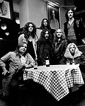 Lynyrd Skynyrd 1974 at London Hard Rock Cafe<br /> &copy; Chris Walter