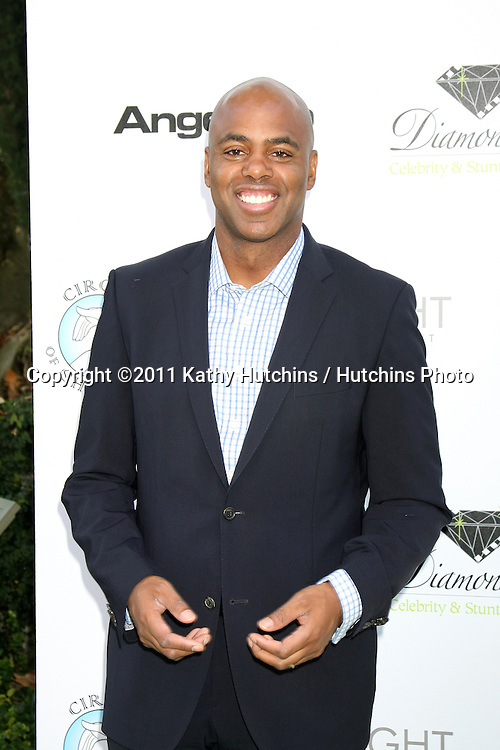LOS ANGELES - OCT 16:  Kevin Frazier arriving at the 2011 Stuntwomen Awards at the Skirball Cultural Center on October 16, 2011 in Los Angeles, CA