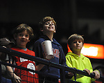 "Ole Miss vs. East Tennessee State at the C.M. ""Tad"" Smith Coliseum in Oxford, Miss. on Saturday, December 14, 2012. Mississippi won 77-55 to improve to 7-1. (AP Photo/Oxford Eagle, Bruce Newman).."
