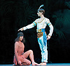 La Bayad&egrave;re<br /> The Mariinsky Ballet <br /> at The Royal Opera House, London, Great Britain <br /> rehearsal <br /> 11th August 2011 <br /> Presented by Victor Hochhauser<br /> Music by Ludwig Minkus <br /> Choreography by Marius Petipa <br /> <br /> Vladimir Shyklyarov (as Solor, a rich warrior)<br /> <br /> Photograph by Elliott Franks