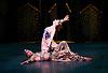Carlos Acosta<br /> Classical Selection <br /> London Coliseum, London, Great Britain <br /> press photocall  / rehearsal <br /> 30th July 2013 <br /> <br /> Carlos Acosta <br /> Marianela Nunez <br /> <br /> Sheherzade <br /> by Mikhail Fokine<br /> <br /> <br /> <br /> Photograph by Elliott Franks