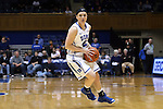 29 January 2015: Duke's Mercedes Riggs. The Duke University Blue Devils hosted the University of Pittsburgh Panthers at Cameron Indoor Stadium in Durham, North Carolina in a 2014-15 NCAA Division I Women's Basketball game. Duke won the game 62-45.