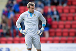St Johnstone v Inverness Caledonian Thistle...05.10.13      SPFL<br /> A gutted and angry Dean Brill<br /> Picture by Graeme Hart.<br /> Copyright Perthshire Picture Agency<br /> Tel: 01738 623350  Mobile: 07990 594431