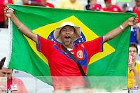 A Costa Rica fan