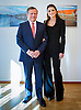 Queen Rania & King Abdullah At Peace of Westphalia Prize