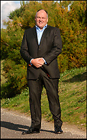 BNPS.co.uk (01202 558833)<br /> Pic: PHT/BNPS<br /> <br /> Dorset property developer Richard Carr<br /> <br /> Plans to transform the millionaire's resort of Sandbanks into 'Britain's Miami Beach' with two new superhotel's and apartments as part of a &pound;250m development have been unveiled. <br /> <br /> A pair of century-old hotels on the exclusive Dorset peninsula will be bulldozed to make way for an extravagant five star hotel on the beach and a smaller hotel with apartments on the cliffs above.<br /> <br /> The luxurious 175 room establishment will replace the existing Sandbanks Hotel, a former Victorian seaside villa built in the 1880s that is now 'coming to the end of its economic life cycle.'<br /> <br /> In keeping with the Miami Beach look, the super hotel will be Art-Deco in style, have curved floors and painted white with palm trees in the grounds.<br /> <br /> The existing historic Harbour Heights Hotel will also be demolished to make way for the second part of the radical development.
