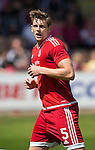 Aberdeen v St Johnstone...28.06.15  Glebe Park, Brechin..Pre-Season Friendly<br /> Ash Taylor<br /> Picture by Graeme Hart.<br /> Copyright Perthshire Picture Agency<br /> Tel: 01738 623350  Mobile: 07990 594431