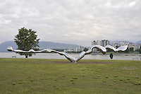 Jun Ren's Freezing Water #7, Vanier Park, Vancouver, British Columbia , Canada