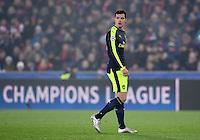 FUSSBALL CHAMPIONS LEAGUE SAISON 2016/2017 GRUPPENPHASE FC Basel - Arsenal London            06.12.2016 Granit Xhaka (Arsenal)
