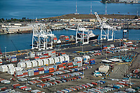 Port of Oakland | Aerial Photography