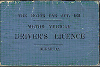 BNPS.co.uk (01202 558833)<br /> Pic: PFCAuctions/BNPS<br /> <br /> ***Please Use Full Byline***<br /> <br />  Rudolph Hughes' Bermudian driving licence.<br /> <br /> A CIGAR half-smoked by Winston Churchill during a Cold War meeting with world leaders is going up for sale.<br /> <br /> A soldier guarding the room of Churchill, US President Dwight Eisenhower and French Premier Joseph Laniel at the three-power conference held in Bermuda in 1953 collected the still-smoking cigar when he was sent in with others to tidy up after the meeting had ended.<br /> <br /> The La Aroma de Cuba cigar, which Churchill was known to smoke alongside his more famous Romeo y Julieta brand, is about three-and-a-half inches long.<br /> <br /> The cigar is sold with a letter of provenance from the soldier, Rudolph Hughes, who was serving with 1st Battalion Royal Welch Fusiliers in Jamaica when he got sent to Hamilton, Bermuda to guard some of the world's most important men of the time.<br /> <br /> Acting Provo Sgt Hughes guarded the main conference room for several hours, armed with a machine gun, alongside two FBI men.<br /> <br /> As well as the letter of provenance, the cigar also comes with various Bermudian press cuttings and Hughes' Bermudian driving licence.<br /> <br /> The auction is being held by PFC Auctions and bidding is open until 7pm on October 1. The opening bid is &pound;240 but it is expected to sell for &pound;2,000 to &pound;3,000.