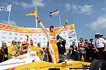 2012 INDYCAR RACING MILWAUKEE